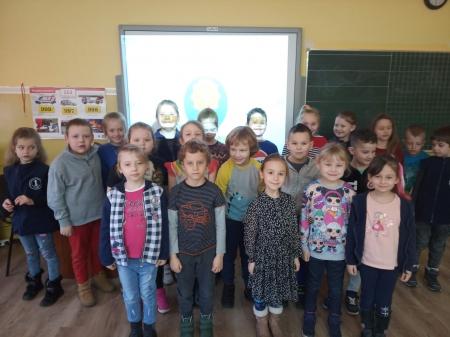 Dni otwarte dla przedszkolaka w PSP 1 - Przedszkole nr 2- 19.02 i 20.02