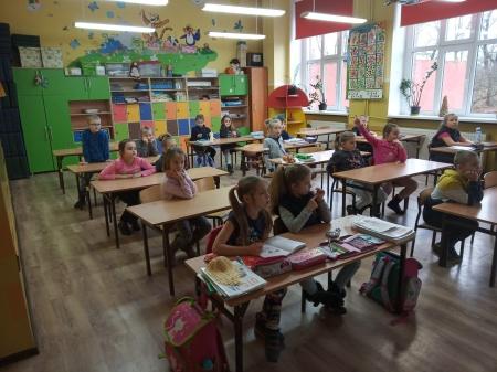 Dni otwarte dla przedszkolaka w PSP 1- Przedszkole nr 5- 21.02