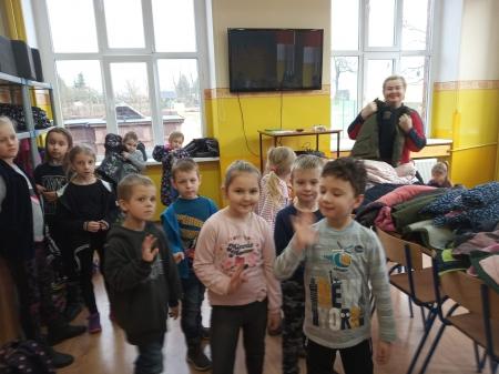 Dni otwarte dla przedszkolaków w PSP 1 - Przedszkole nr 3-25.02.2020